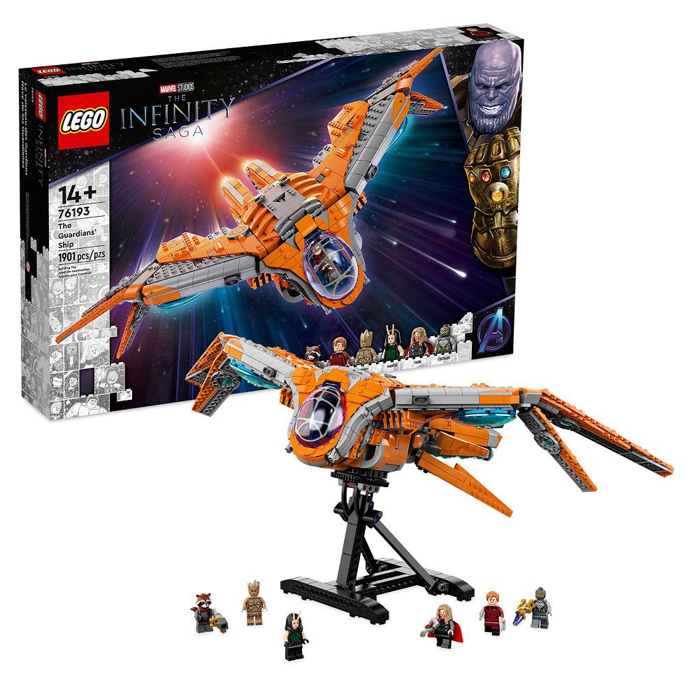 LEGO The Guardians' Ship 76193 – The Infinity Saga