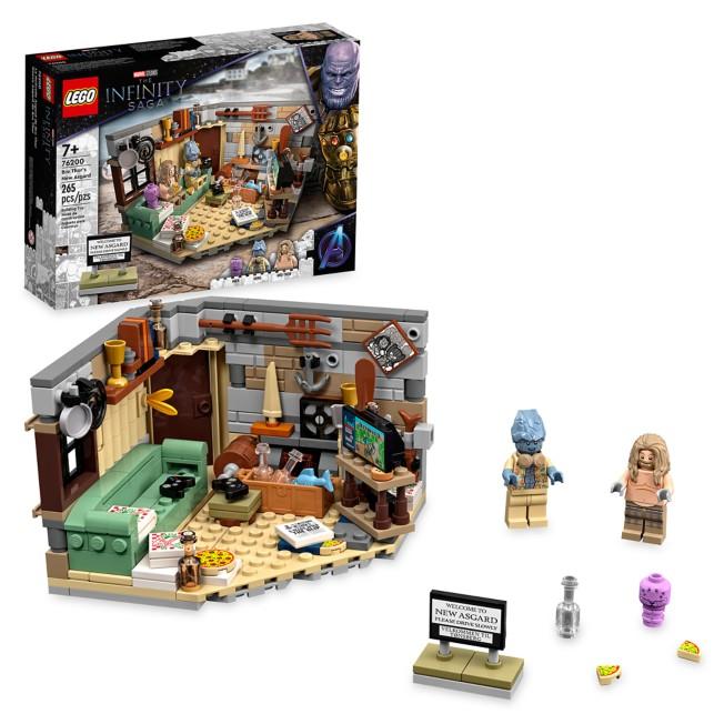 LEGO Bro Thor's New Asgard 76200 – The Infinity Saga