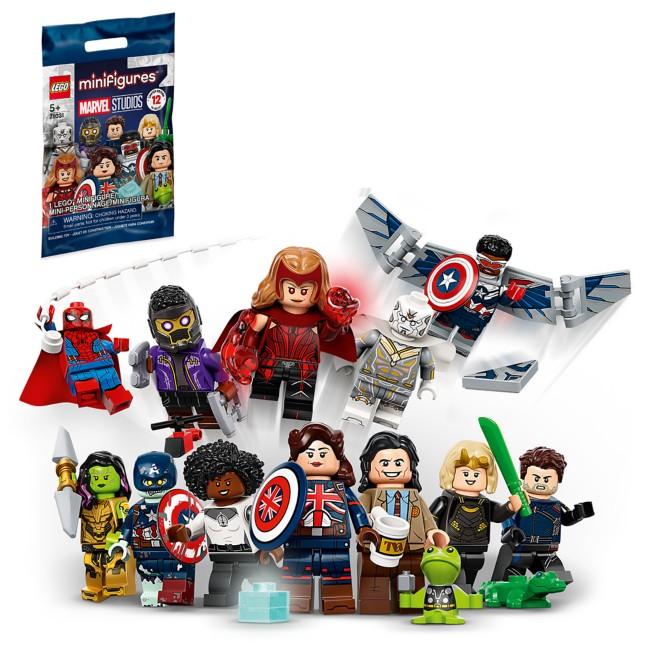 LEGO Marvel Studios Minifigure 71031 – Limited Edition