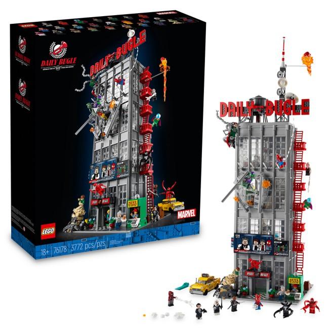 LEGO Daily Bugle 76178 – Spider-Man