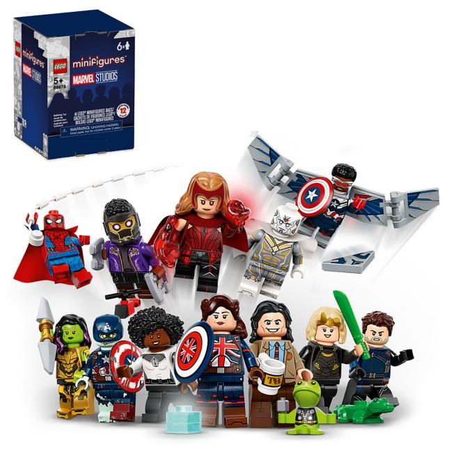 LEGO Marvel Studios Minifigures 66678 – Limited Edition