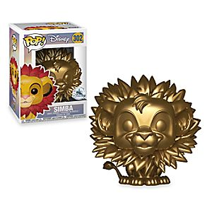 Simba Golden Age Pop! Vinyl Figure by Funko