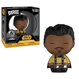 Lando Calrissian Dorbz Vinyl Figure by Funko - Chase - Solo: A Star Wars Story 6103047372641P
