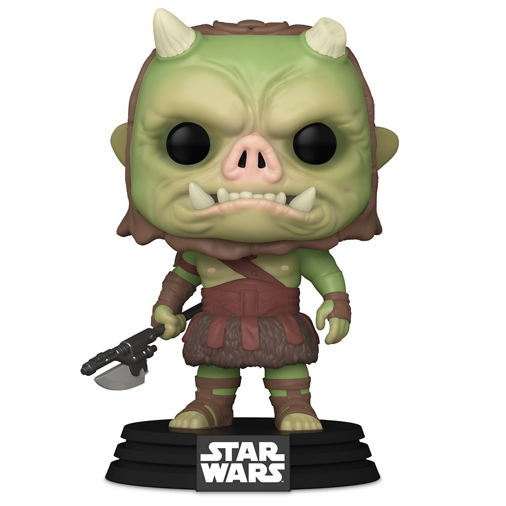 Gamorrean Fighter Funko Pop! Vinyl Bobble-Head – Star Wars: The Mandalorian