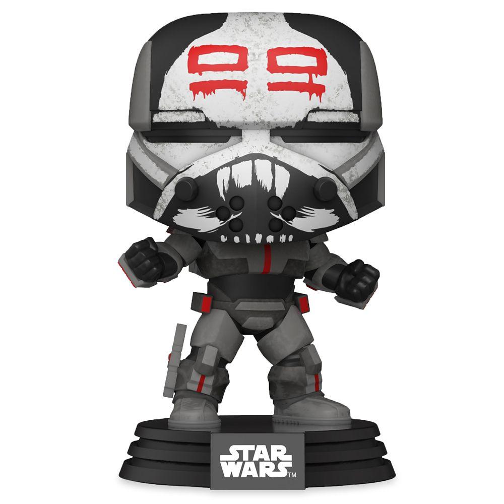 Wrecker Funko Pop! Vinyl Bobble-Head – Star Wars: The Clone Wars