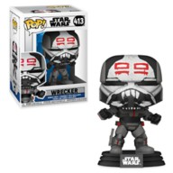 Wrecker Funko Pop! Vinyl Bobble-Head – Star Wars: The Clone Wars