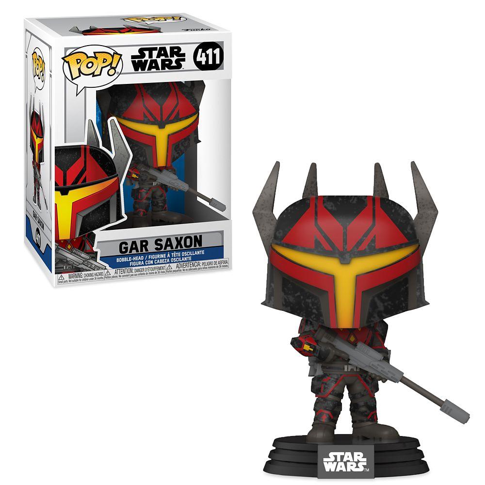 Gar Saxon Funko Pop! Vinyl Bobble-Head – Star Wars: The Clone Wars