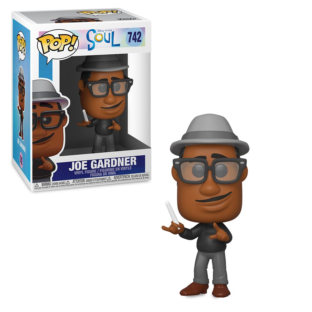 Joe Gardner Funko Pop! Vinyl Toy – Soul