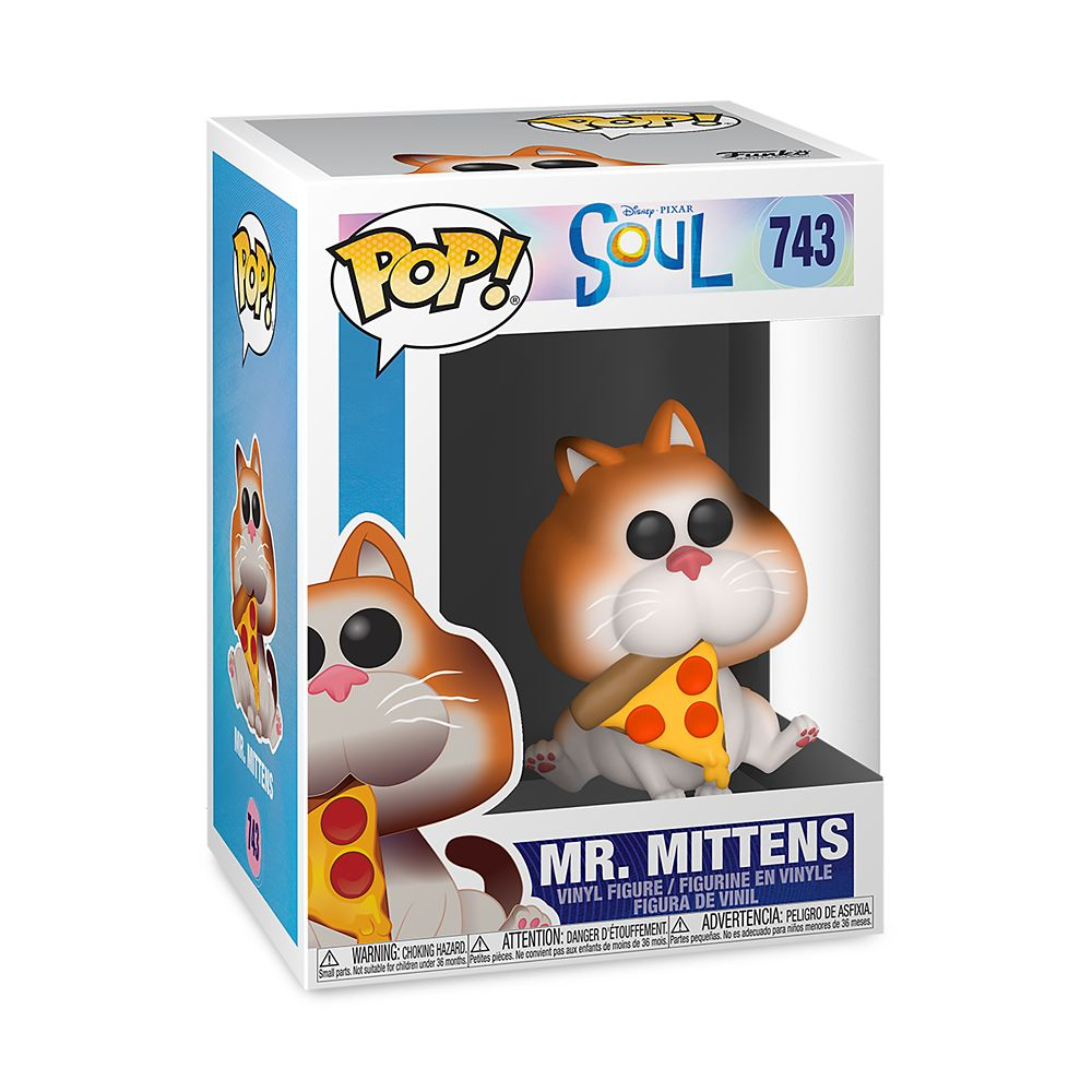 Mr. Mittens Funko Pop! Vinyl Toy – Soul