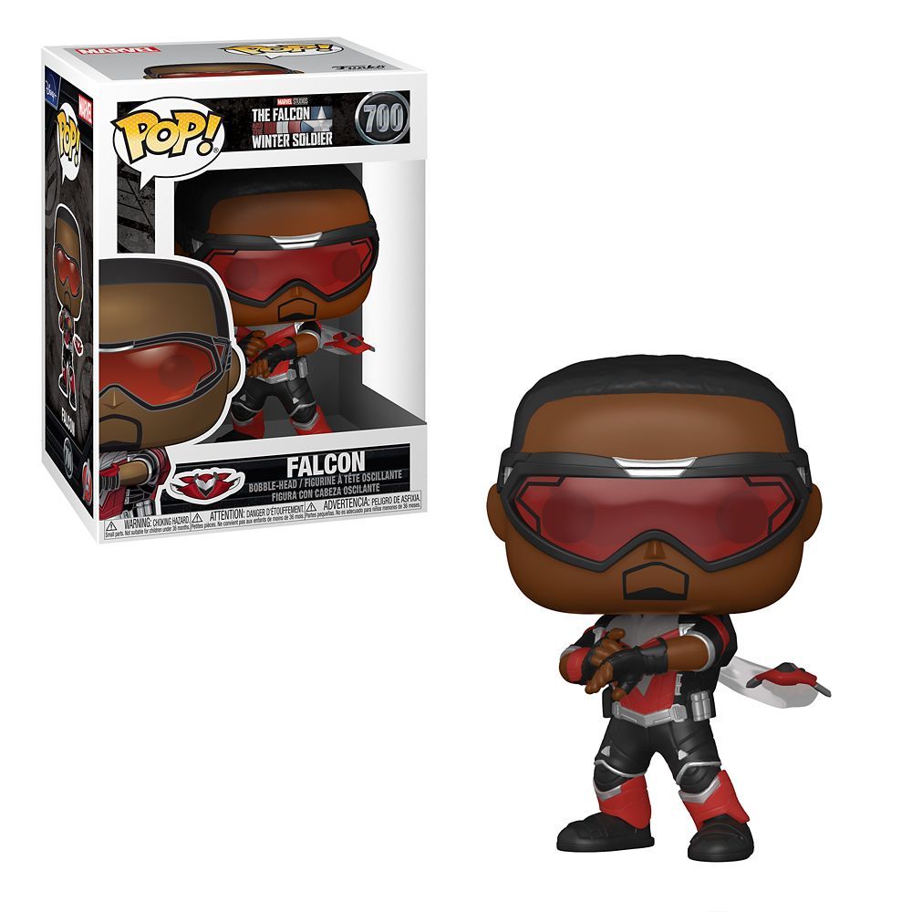 Falcon Funko Pop! Vinyl Bobble-Head – The Falcon and the Winter Soldier