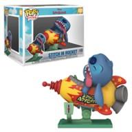 Stitch in Rocket Funko Pop! Rides Vinyl