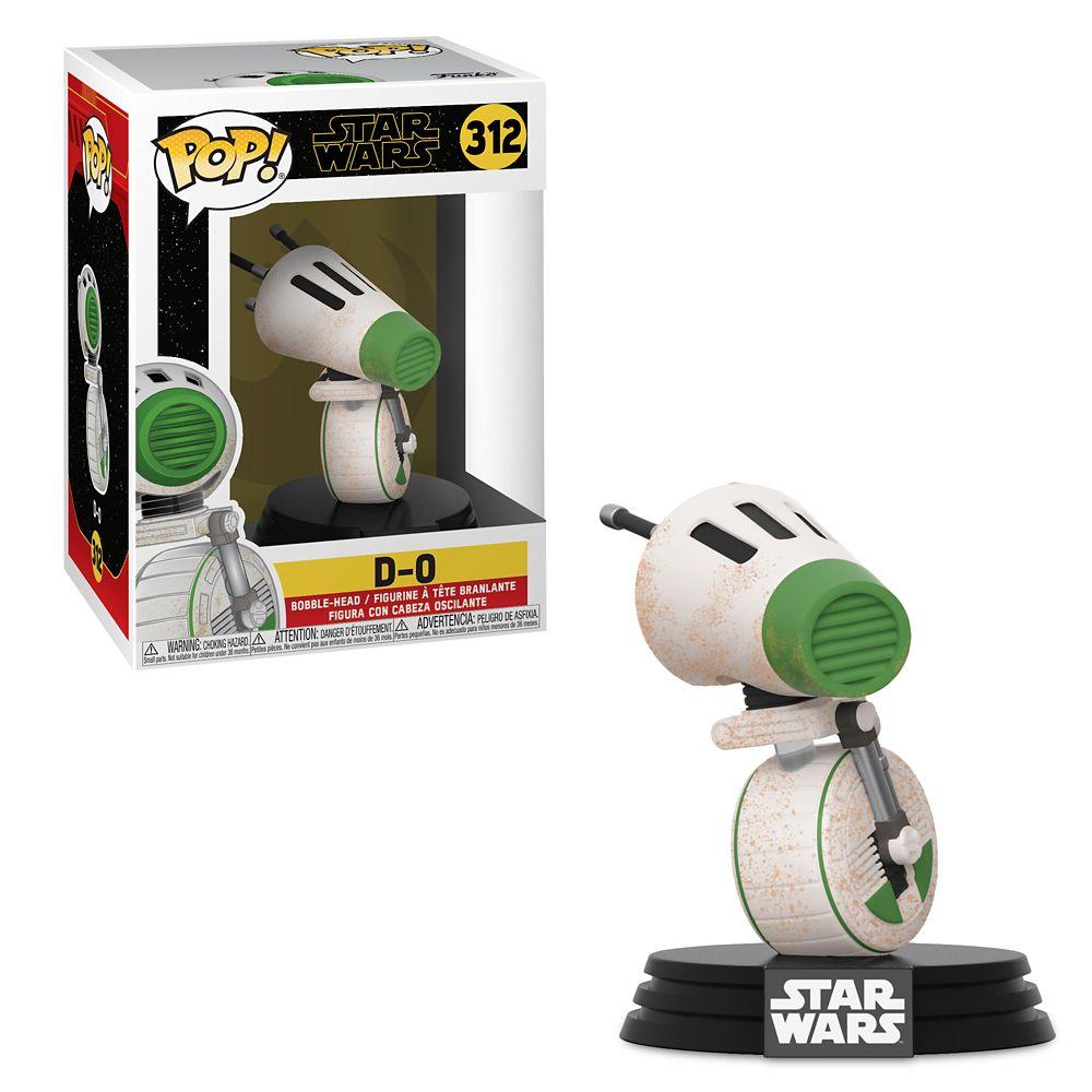 D-O Pop! Vinyl Bobble-Head Figure by Funko – Star Wars: The Rise of Skywalker