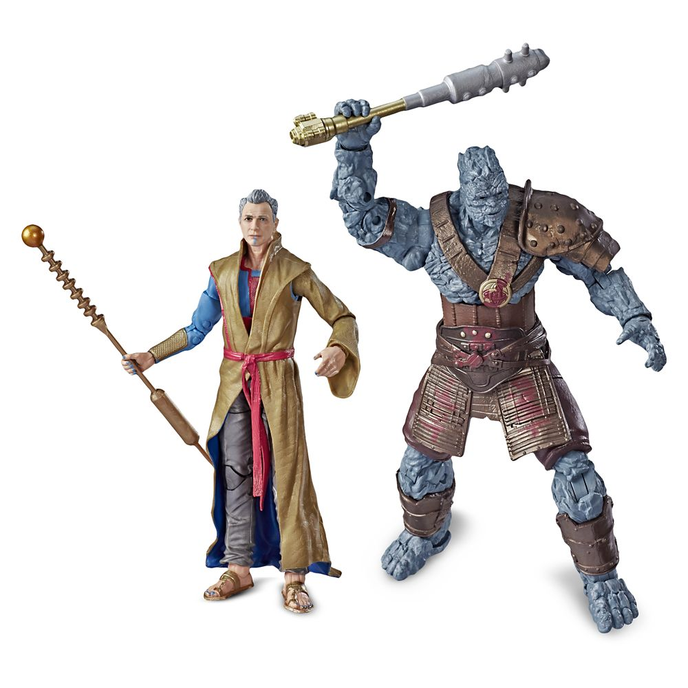 The Grandmaster and Korg Action Figure Set – Legends Series – Thor: Ragnarok