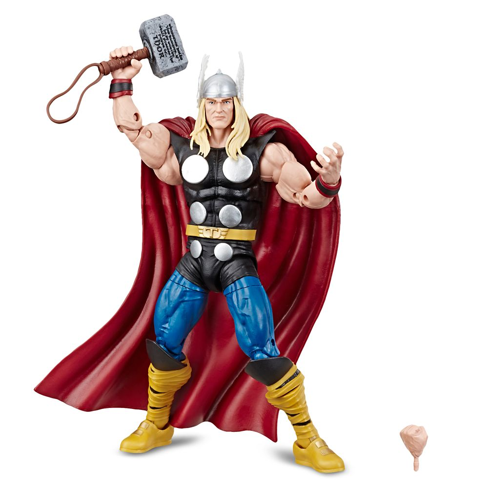 Thor Action Figure – Legends Series – Marvel 80th Anniversary