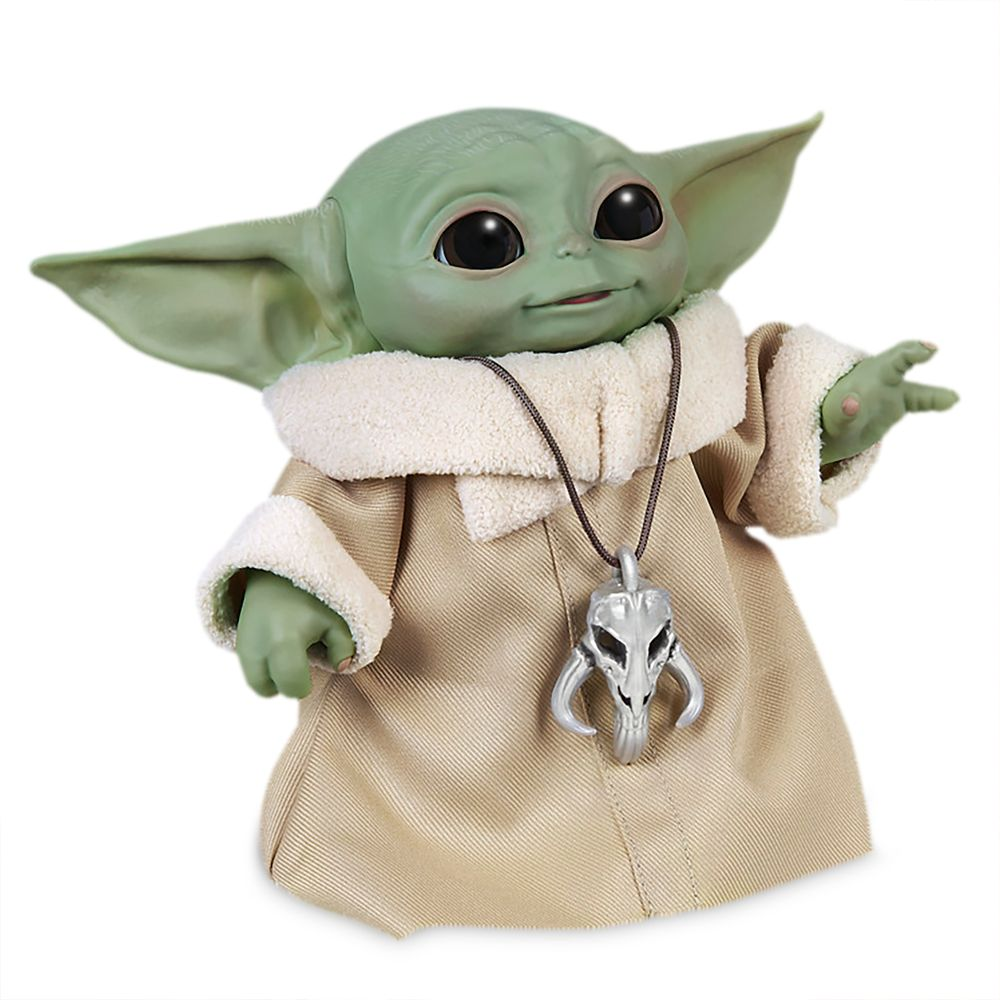 BABY YODA Star Wars THE CHILD PRE-ORDER ANIMATRONIC Toy Figure PRE-ORDER