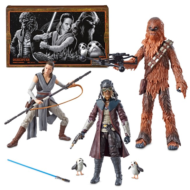 Smuggler's Run Figure Set – Star Wars: The Black Series