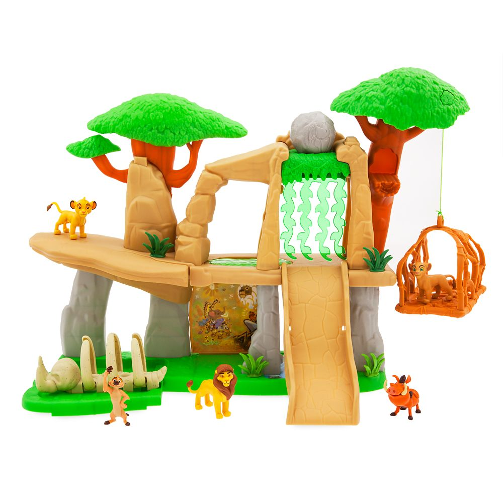 The Lion King Pride Lands Play Set