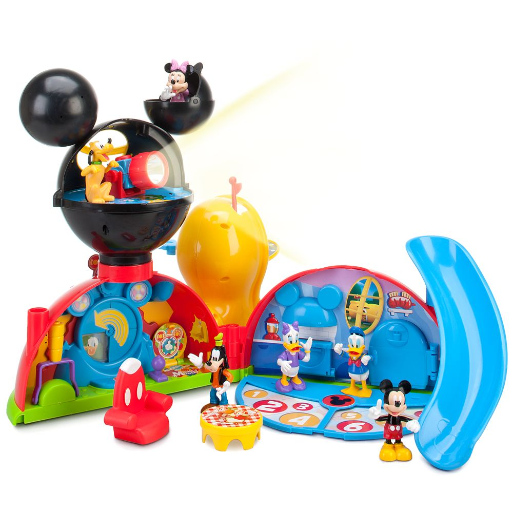 Mickey Mouse Clubhouse Deluxe Playset Official shopDisney