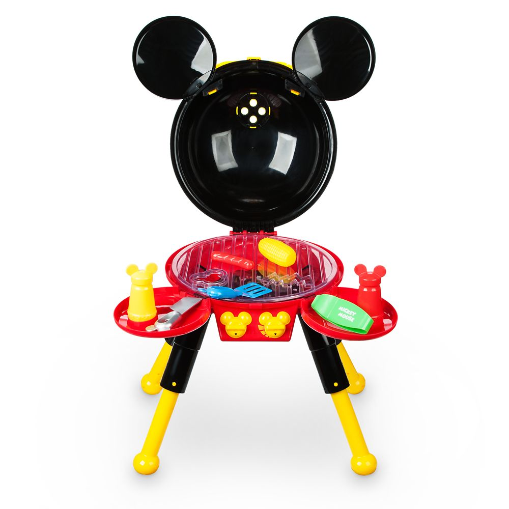 Mickey Mouse Toy Grill Playset Official shopDisney