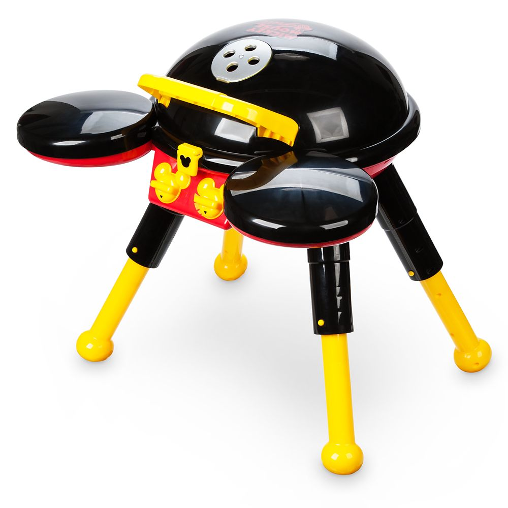 Mickey Mouse Toy Grill Playset