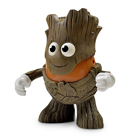Groot Mr. Potato Head Play Set - Guardians of the Galaxy