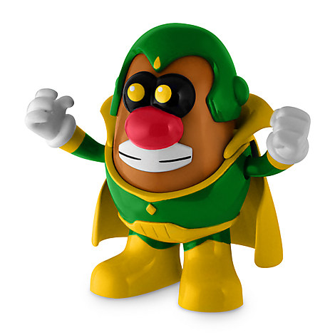 The Vision Mr. Potato Head Play Set - Marvel's Avengers