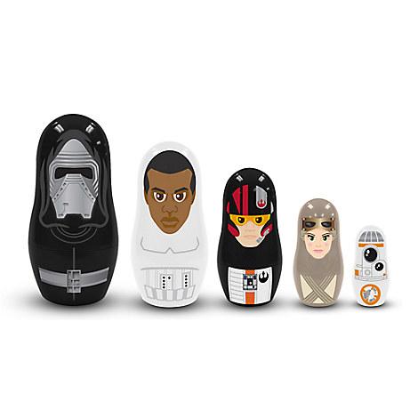 Star Wars: The Force Awakens Nesting Doll Set