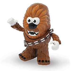 Chewbacca Mr. Potato Head Play Set - Star Wars