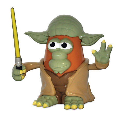 Yoda Mr. Potato Head Play Set - Star Wars