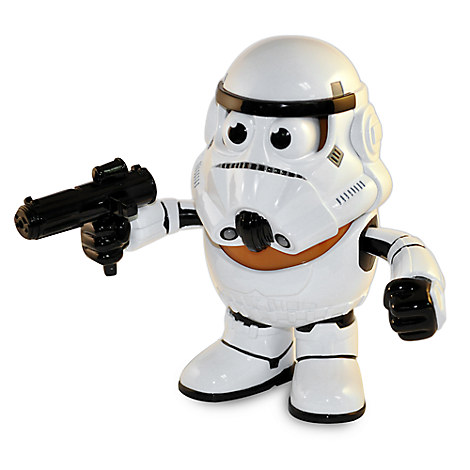 Stormtrooper Mr. Potato Head Play Set - Star Wars