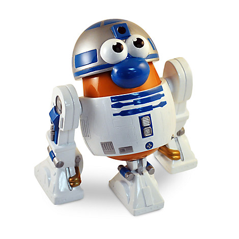 R2-D2 Mr. Potato Head Play Set - Star Wars