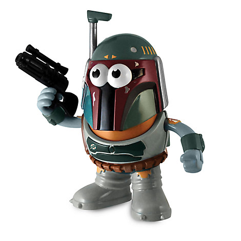 Boba Fett Mr. Potato Head Play Set - Star Wars