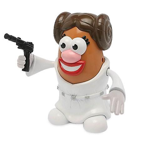 Princess Leia Mrs. Potato Head Play Set - Star Wars