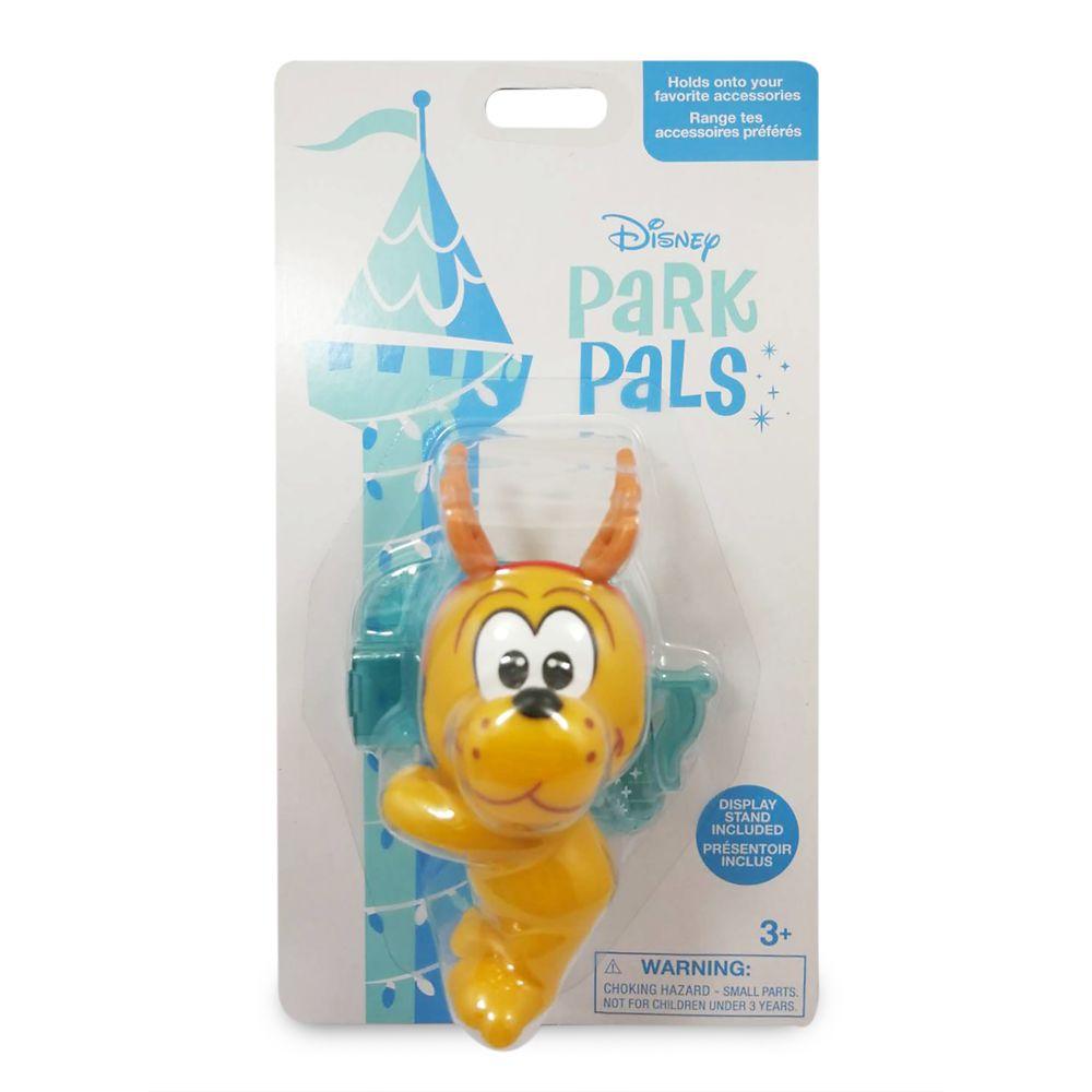 Pluto Disney Park Pals Figure