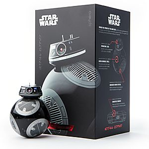 BB-9E App-Enabled Droid by Sphero – Star Wars: The Last Jedi