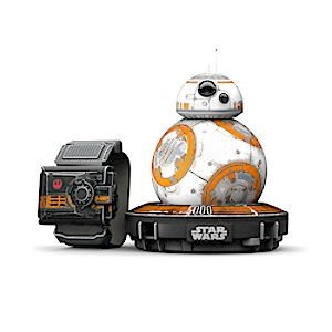 BB-8 App-Enabled Droid with Star Wars Force Band by Sphero - Pre-Order