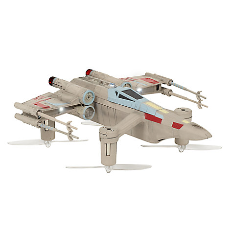 Star Wars T-65 X-Wing Star Fighter Quadcopter by Propel