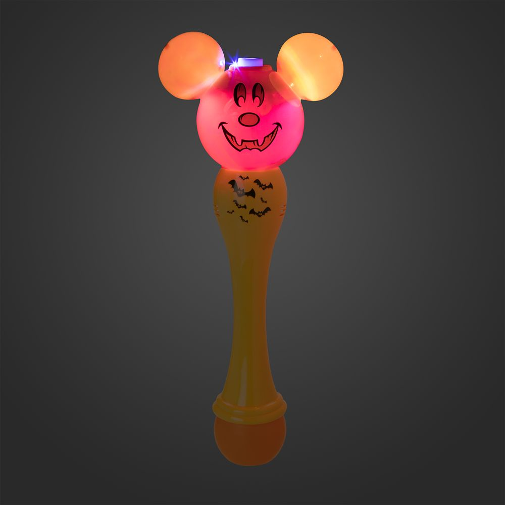 Mickey Mouse Halloween Light-Up Bubble Wand