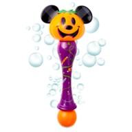 Mickey Mouse Jack-o'-Lantern Halloween Light-Up Bubble Wand