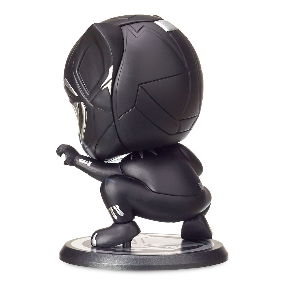 Black Panther Bobblehead Figure by Hot Toys