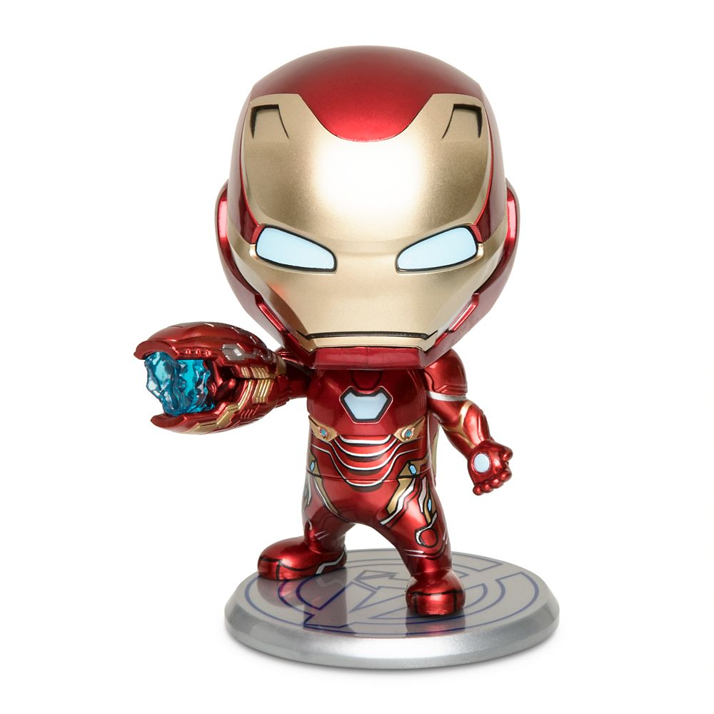 Iron Man Mark L Cosbaby Bobble-Head Figure by Hot Toys – Marvel's Avengers: Endgame