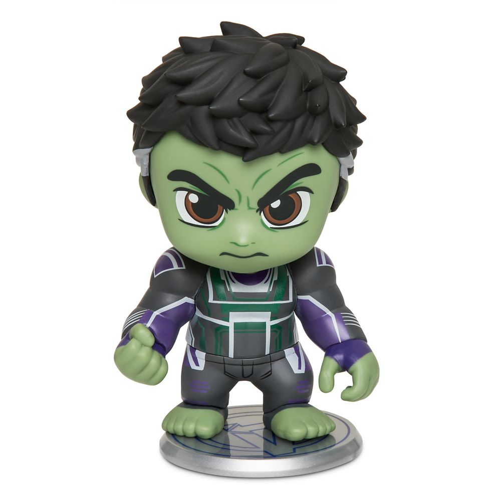 Hulk Cosbaby Bobble-Head Figure by Hot Toys – Marvel's Avengers: Endgame