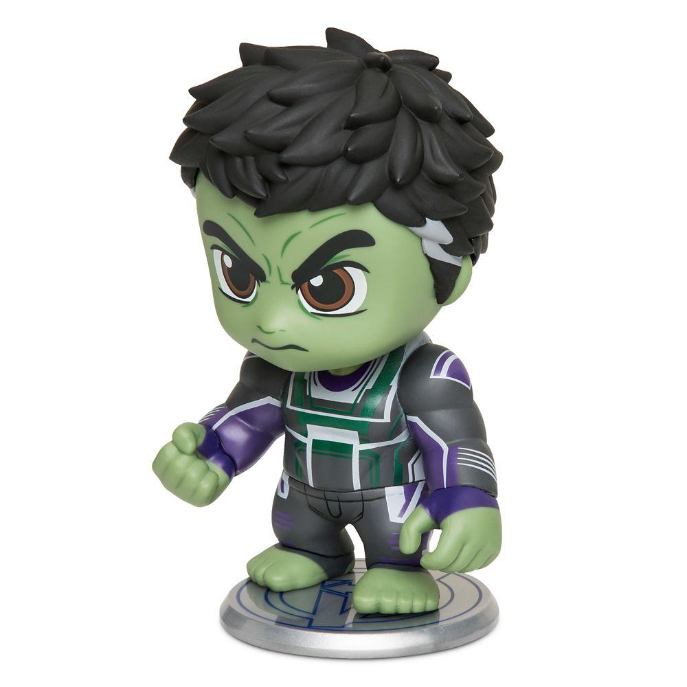 Hulk Cosbaby Bobble-Head Figure by Hot Toys – Marvel's Avengers: Endgame