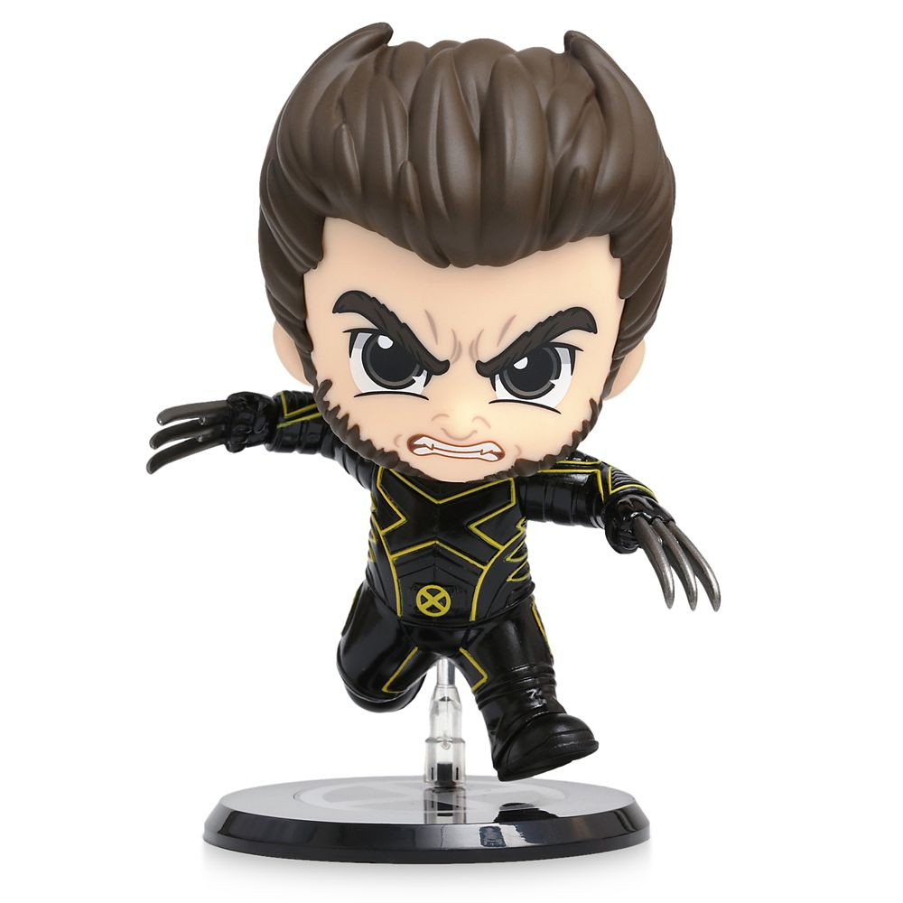 Wolverine Cosbaby Bobble-Head Figure by Hot Toys – X-Men