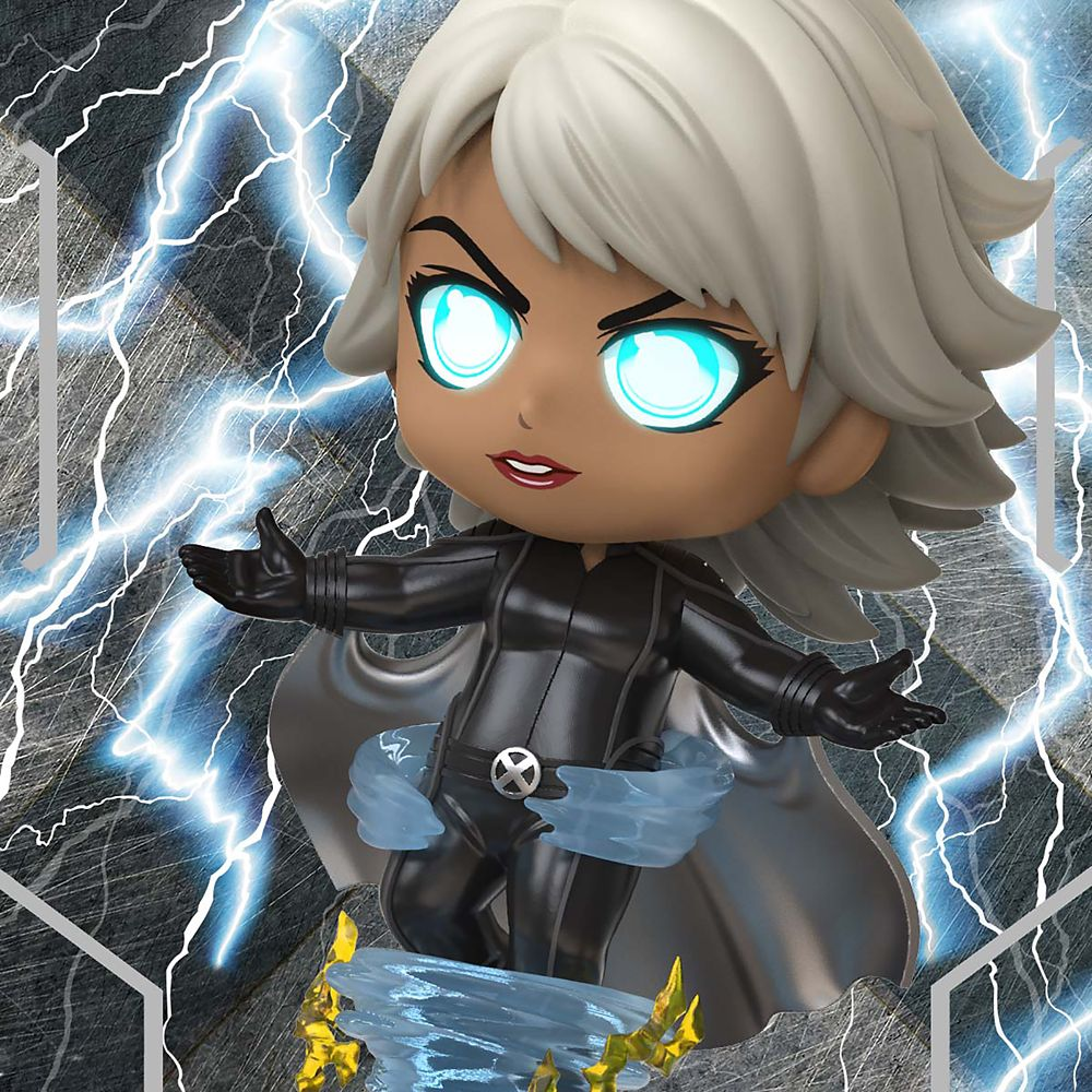 Storm Cosbaby Bobble-Head Figure by Hot Toys – X-Men