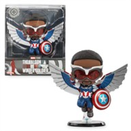 Captain America Cosbaby Bobble-Head by Hot Toys – The Falcon and the Winter Soldier – Pre-Order