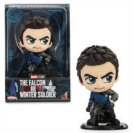 Winter Soldier Cosbaby Bobble-Head by Hot Toys – The Falcon and the Winter Soldier – Pre-Order