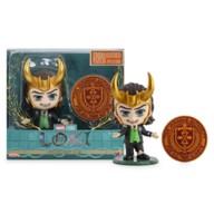 President Loki Cosbaby Bobble-Head by Hot Toys