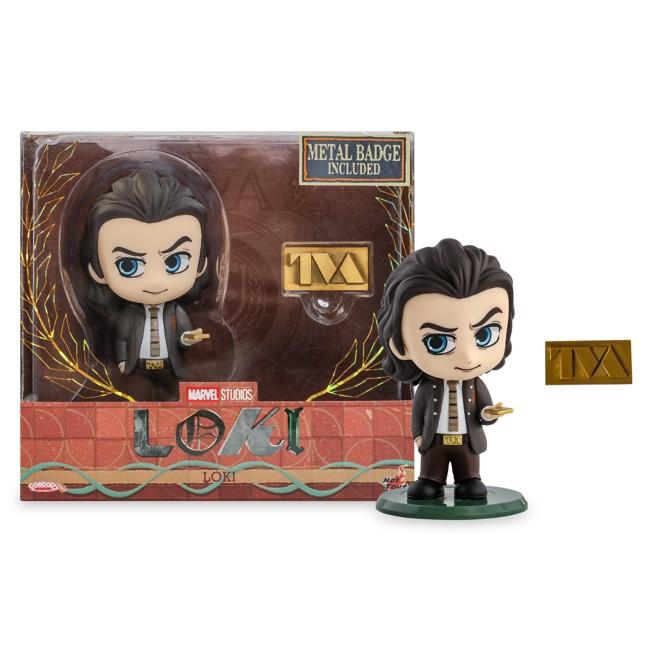 Loki Cosbaby Bobble-Head by Hot Toys