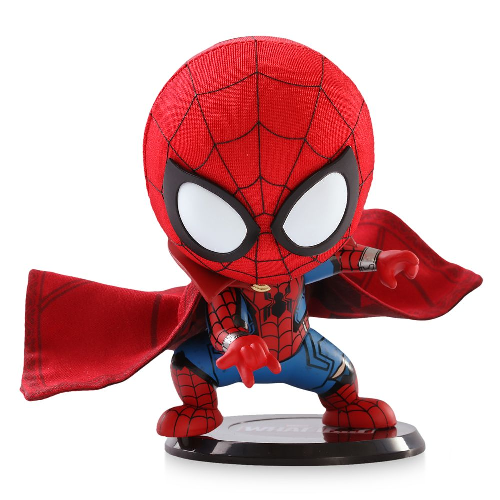 Zombie Hunter Spidey Cosbaby Bobble-Head by Hot Toys – Marvel What If...? – Pre-Order
